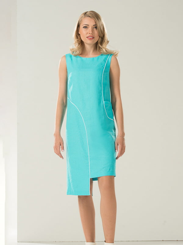 Сукня блакитна | 4224129