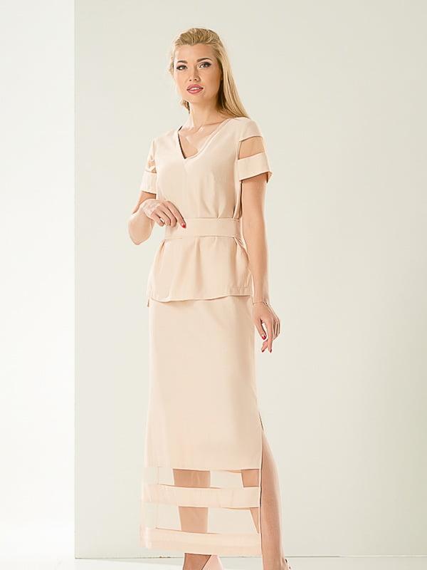 Костюм: блуза и юбка | 4302430