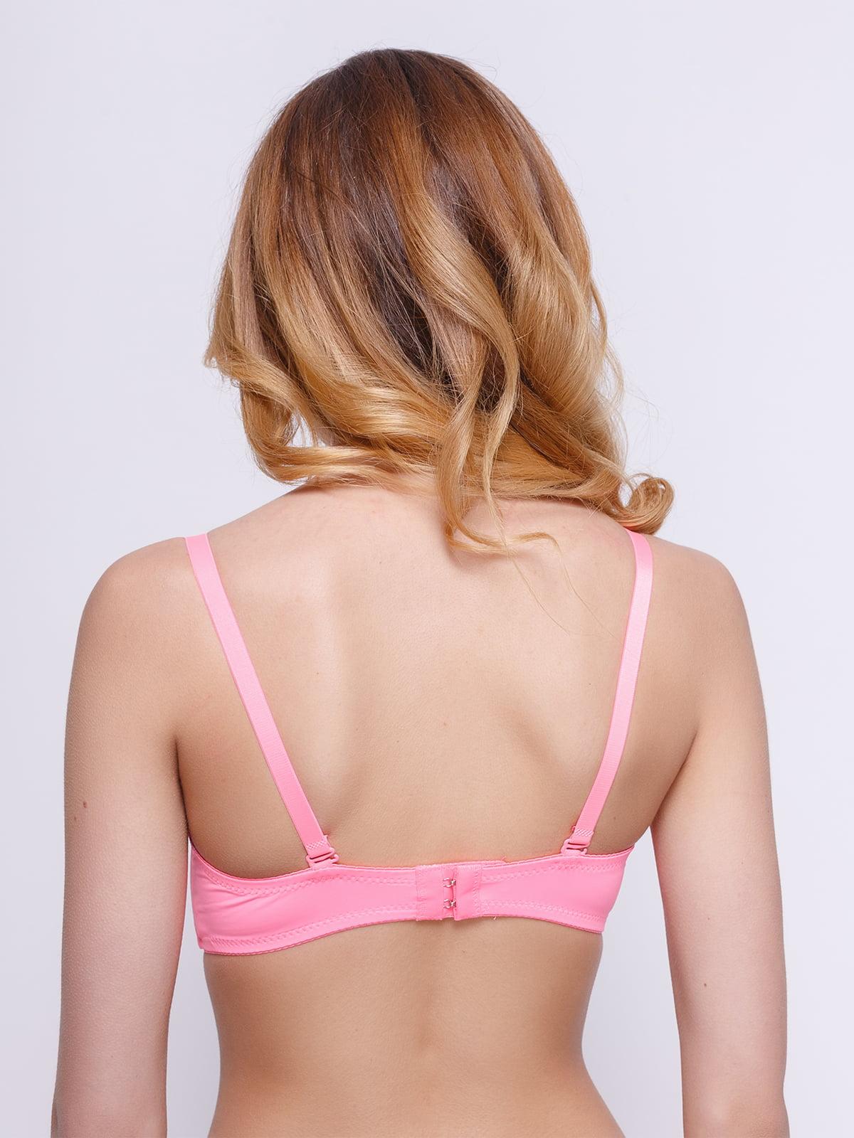 Бюстгальтер push-up рожевий | 4327545 | фото 2