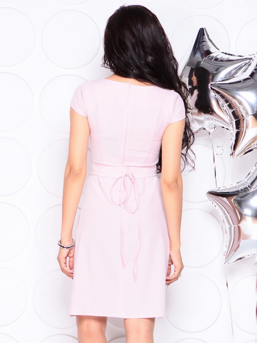 Платье бежевое | 4331724 | фото 2