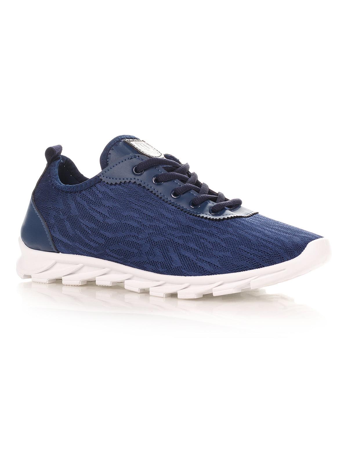 Кроссовки синие | 4341134