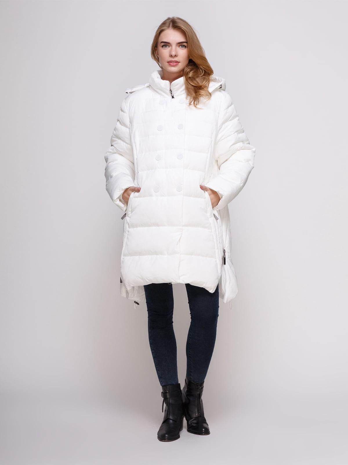 Куртка белая   2012299