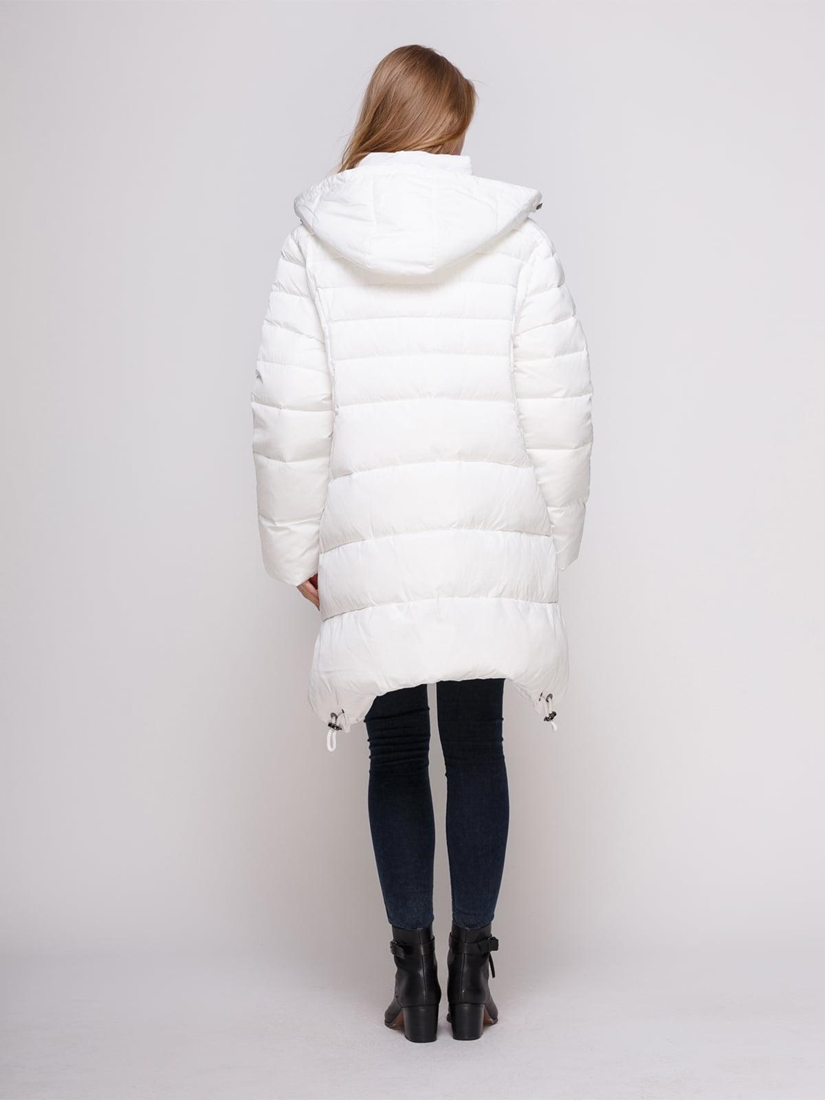 Куртка белая   2012299   фото 2
