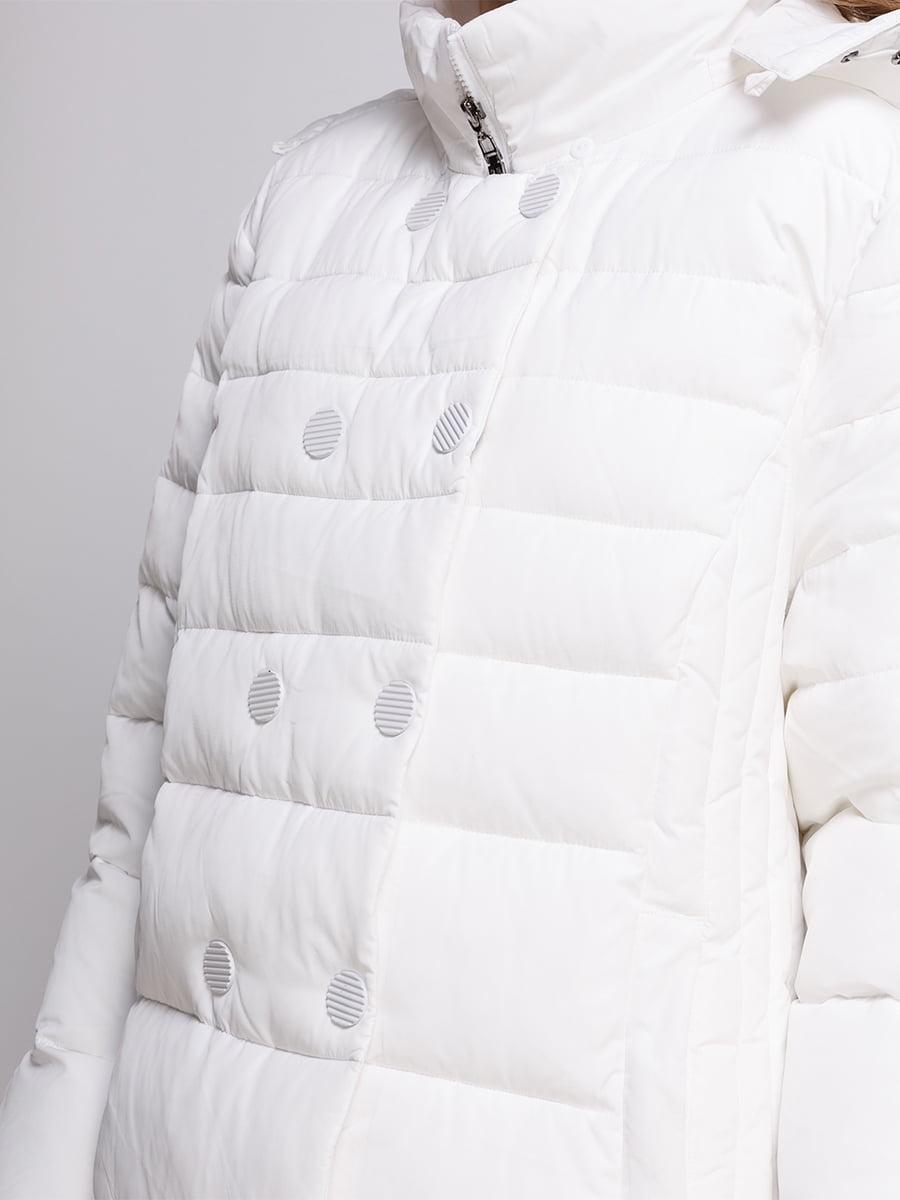 Куртка белая   2012299   фото 3