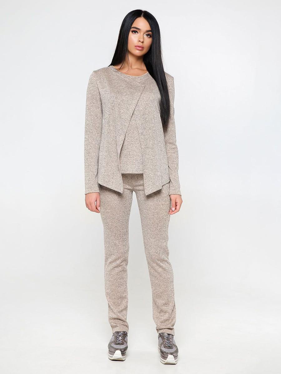 Костюм: майка, жакет і штани | 4346127