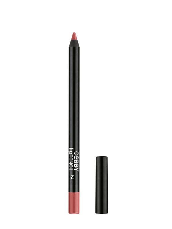 Олівець для губ водостійкий №2 (1,2 г) | 4346848