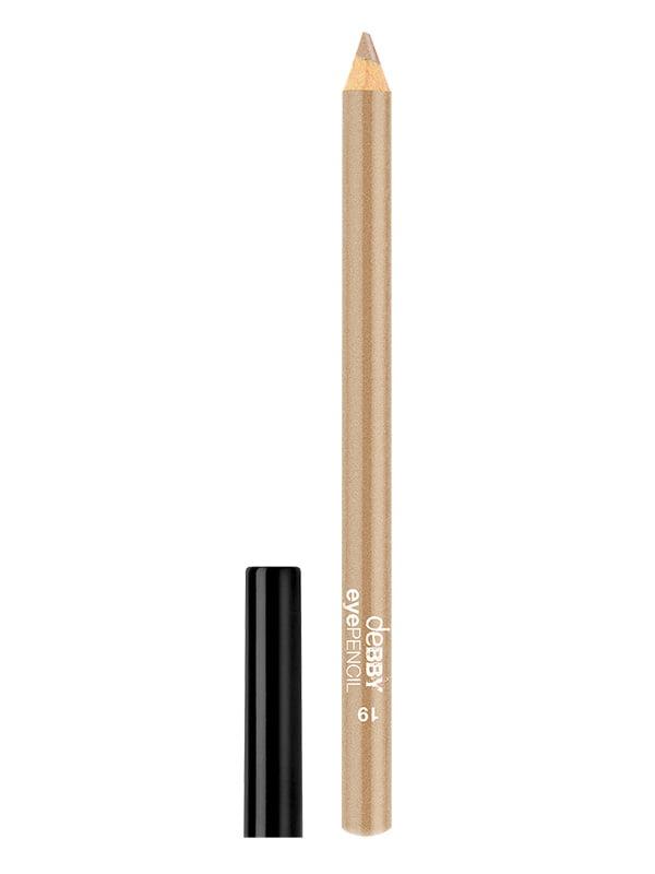 Олівець для очей стійкий Long Lasting - №19 (1,2 г) | 4346907