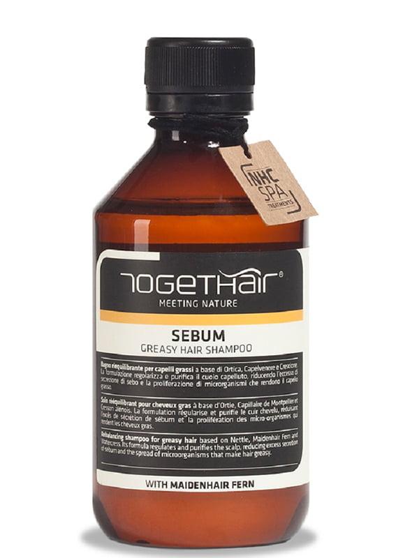 Шампунь для жирного волосся, що нормалізує (250 мл) | 4347113