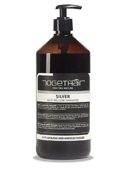 Шампунь проти жовтизни освітленого і сивого волосся (1000 мл) | 4347153