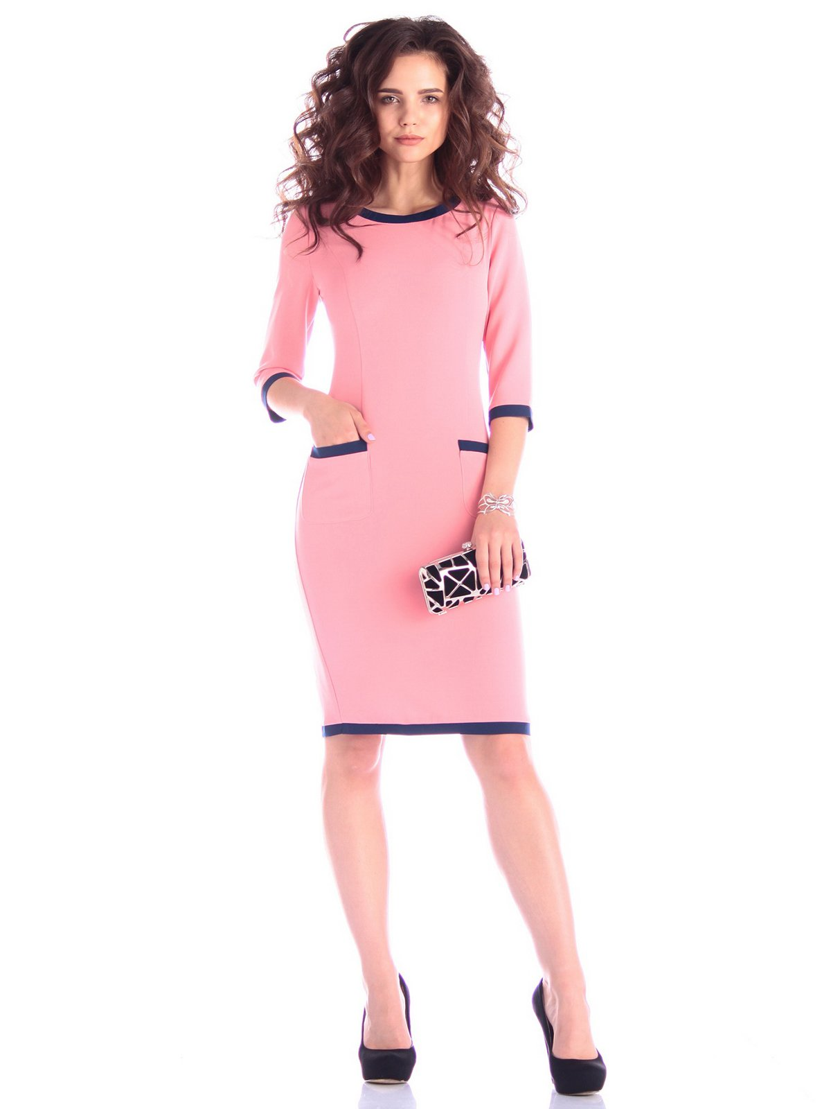 Сукня персикового кольору | 4347019