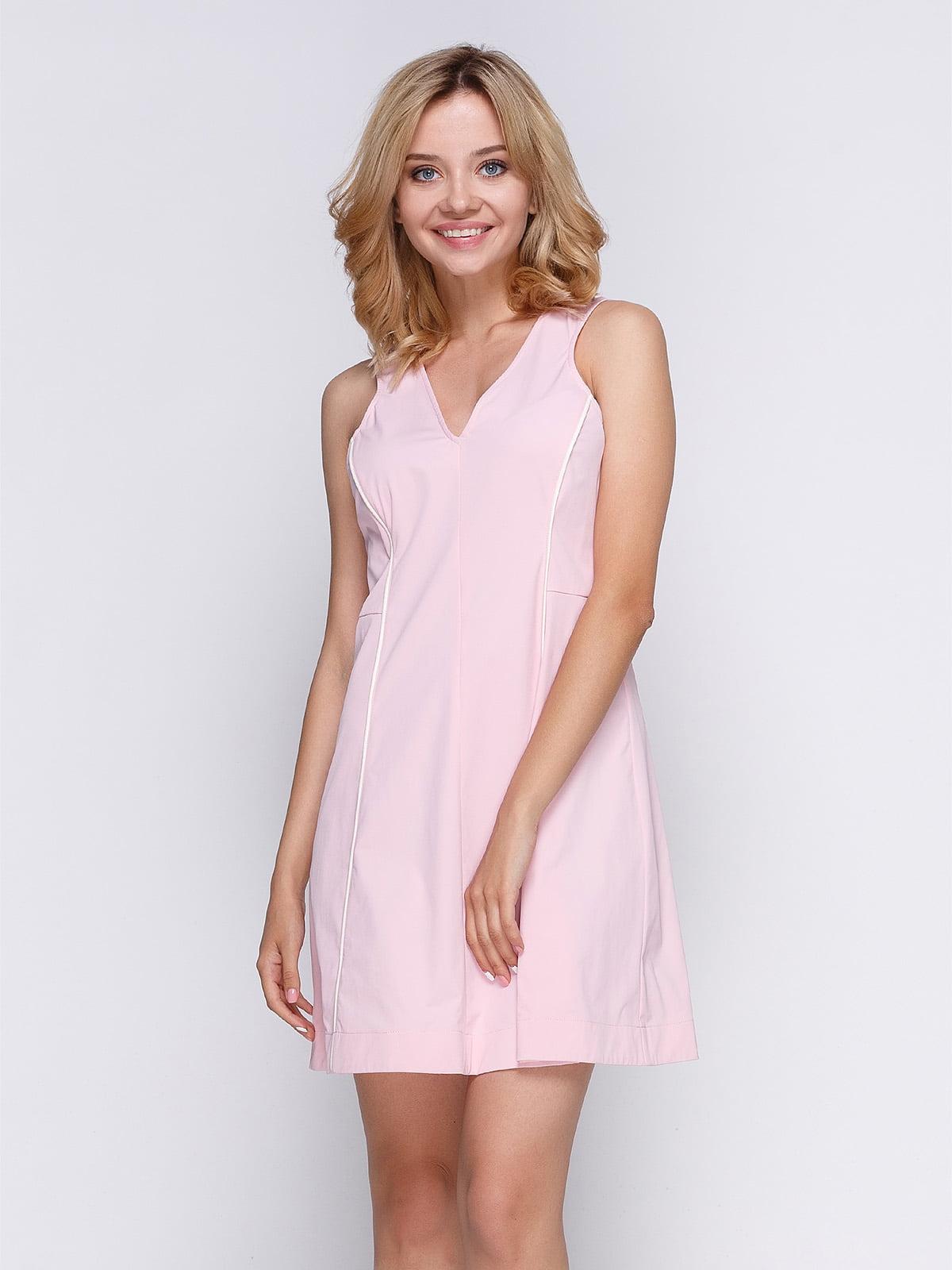Платье розовое | 2408062