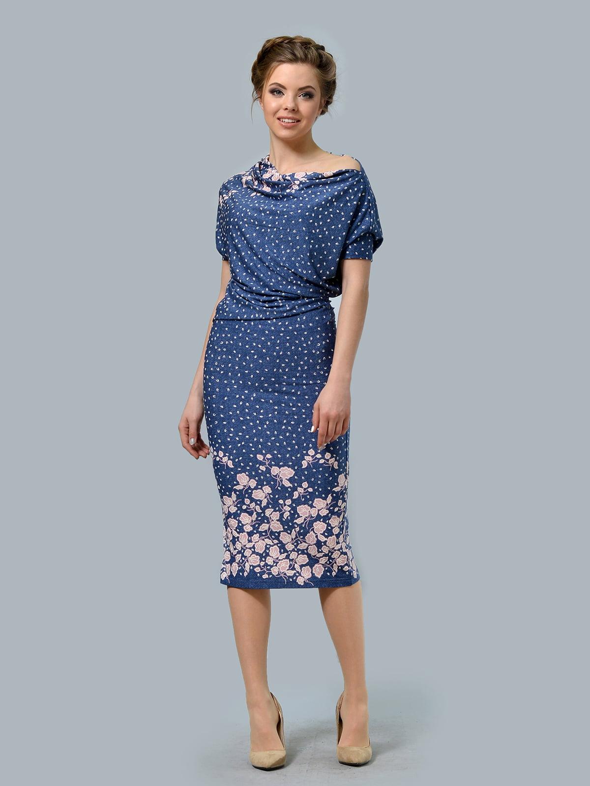 Сукня з принтом | 4351862