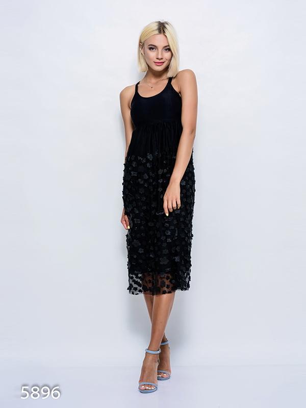 Сукня чорна | 4352351