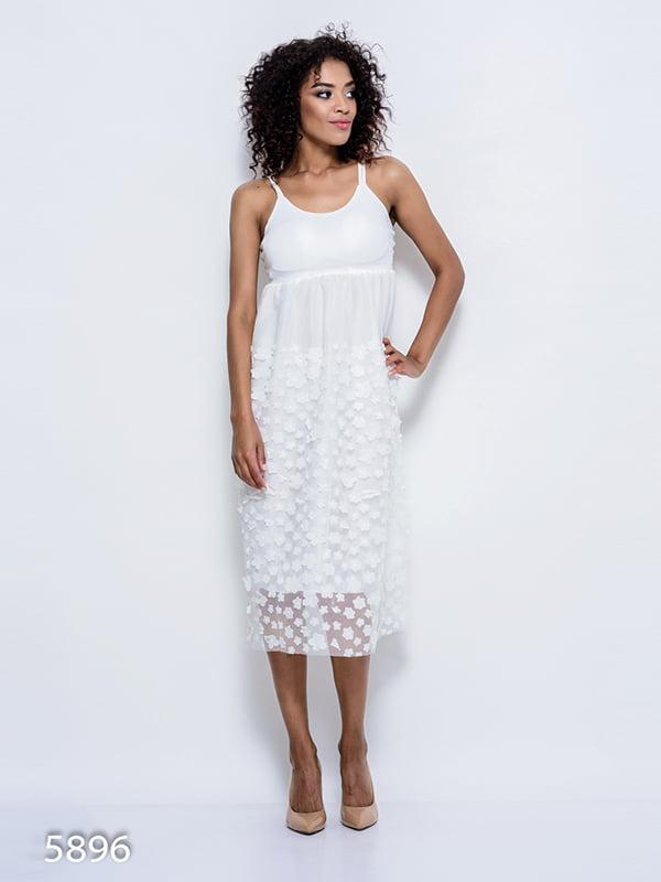 Платье белое | 4352352