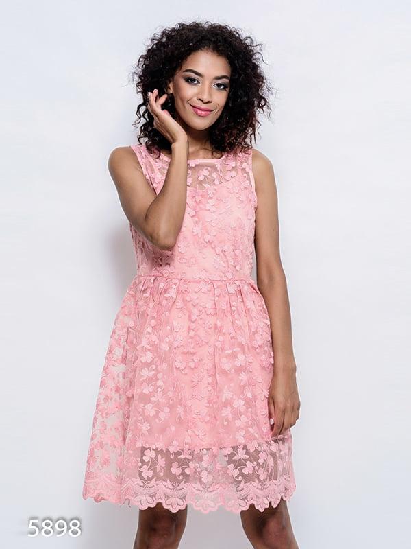 Платье бежевое | 4352353