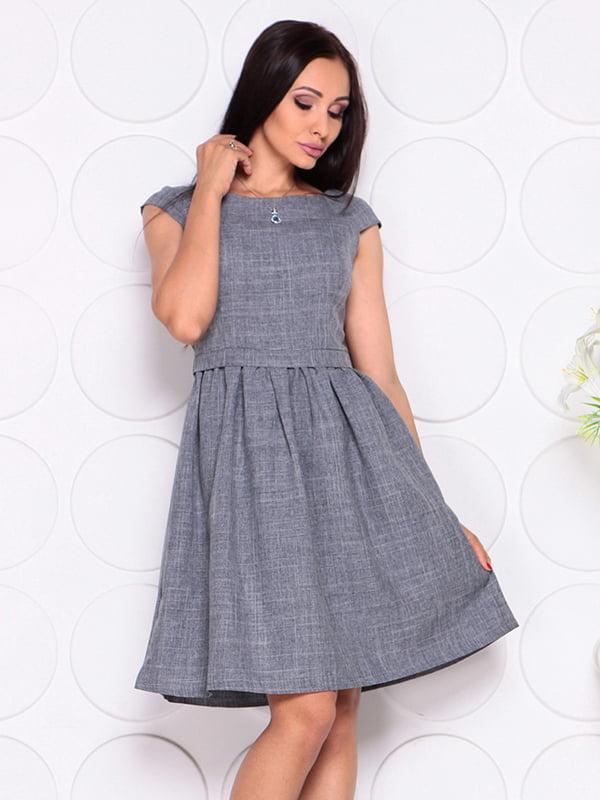 Платье дымчатого цвета | 4353821