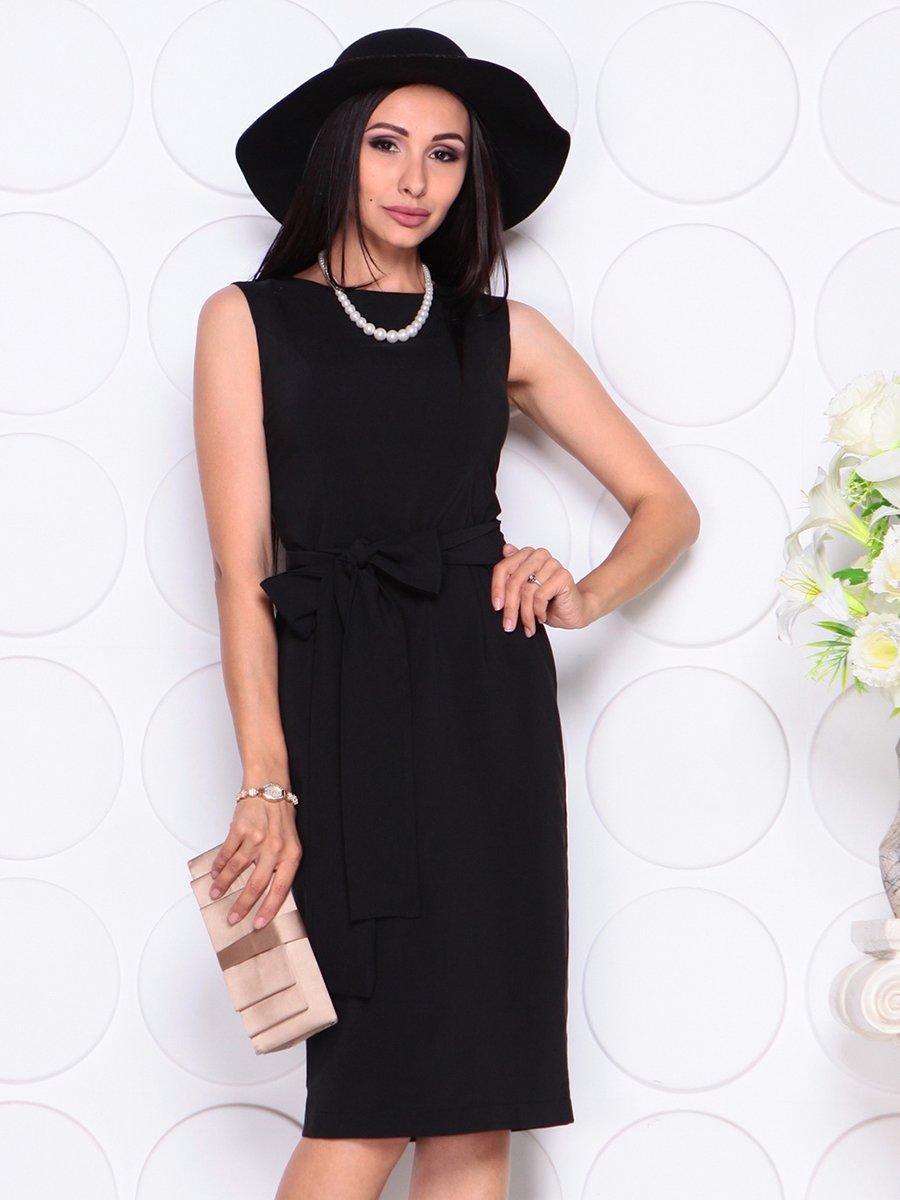 Платье черное | 4353862