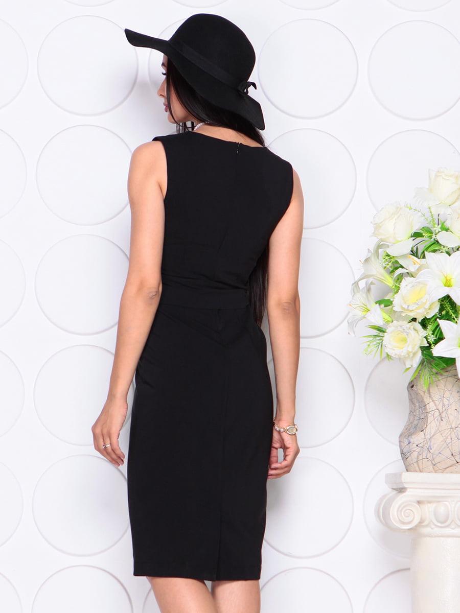 Платье черное | 4353862 | фото 2