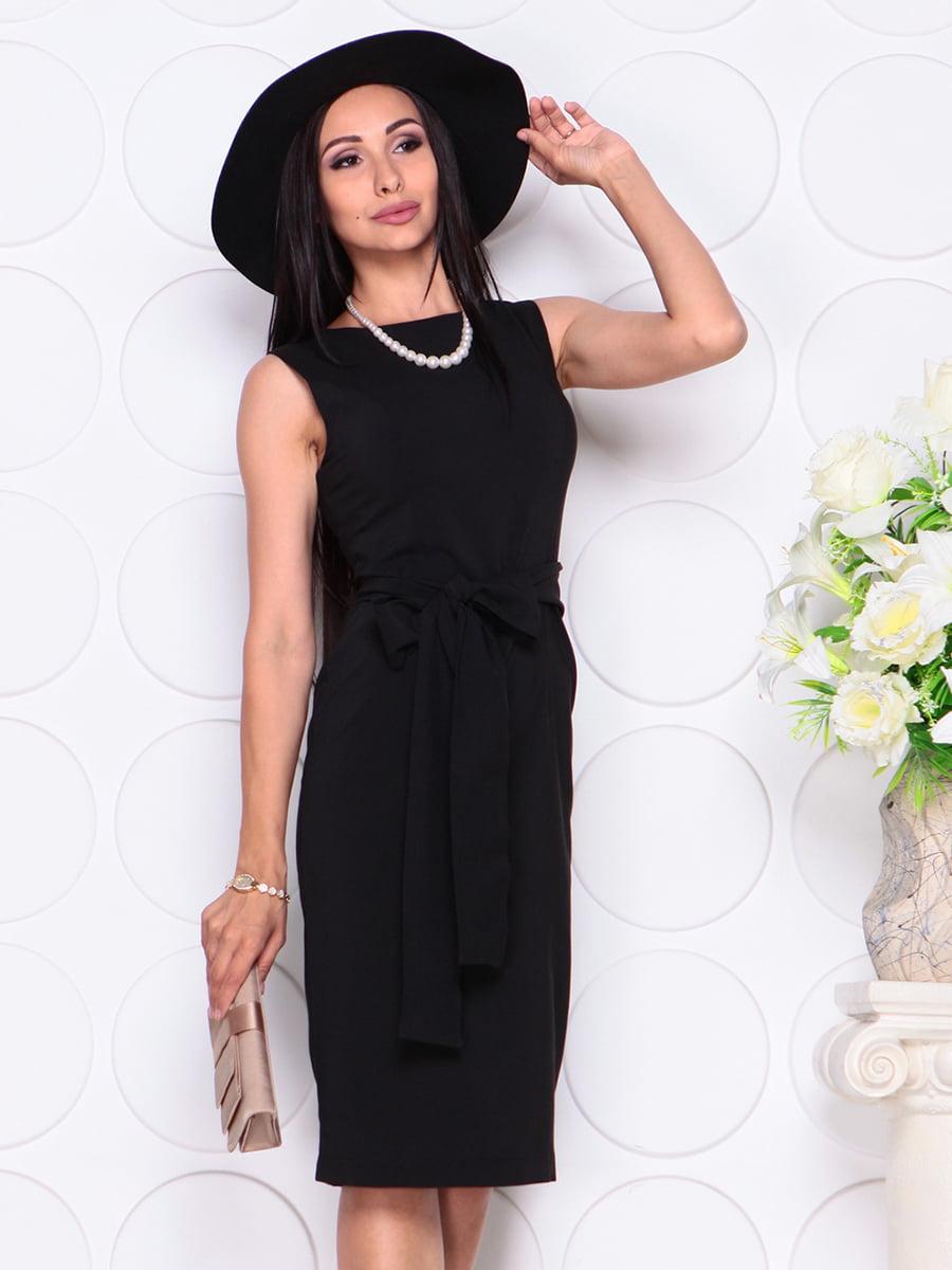 Платье черное | 4353862 | фото 3