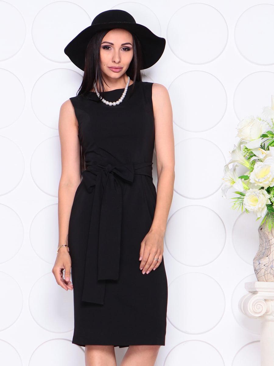 Платье черное | 4353862 | фото 4
