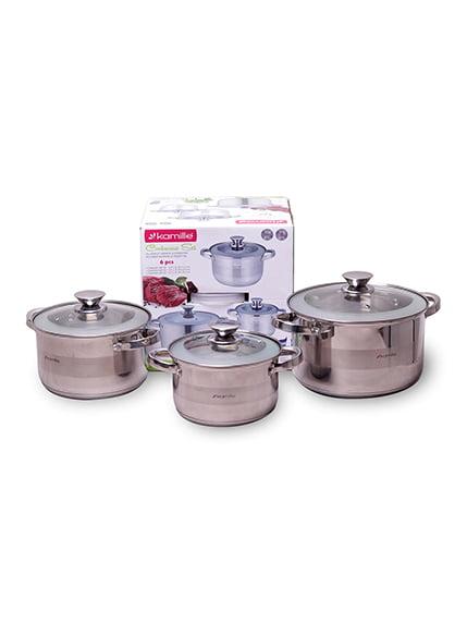 Набір посуду (6 предметів) | 4356298