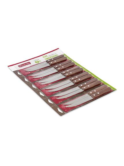 Набір ножів (12 предметів) на блістері | 4356316