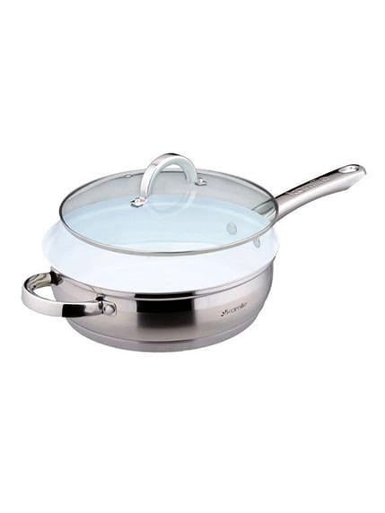 Сковорідка з кришкою (24х8 см) | 4356336