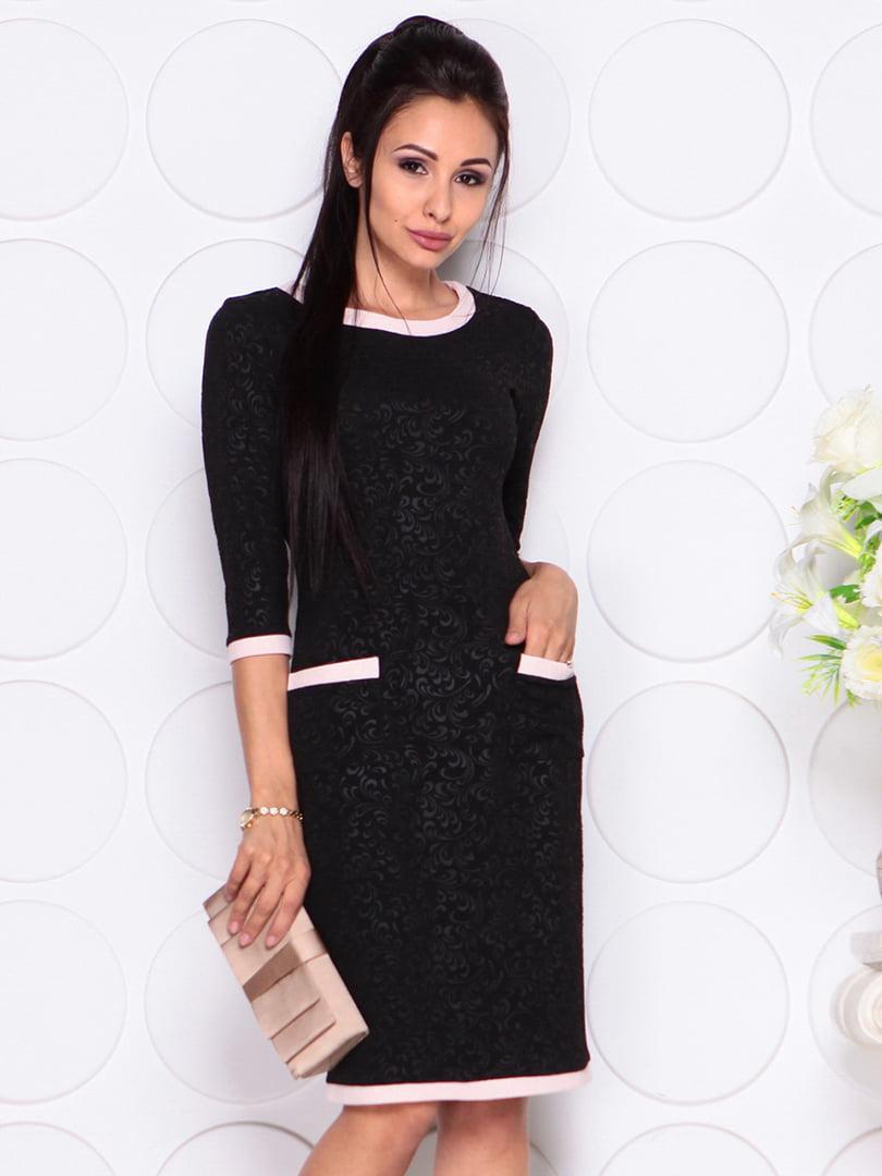 Платье черное   4364134