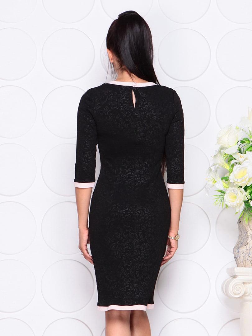 Платье черное   4364134   фото 2