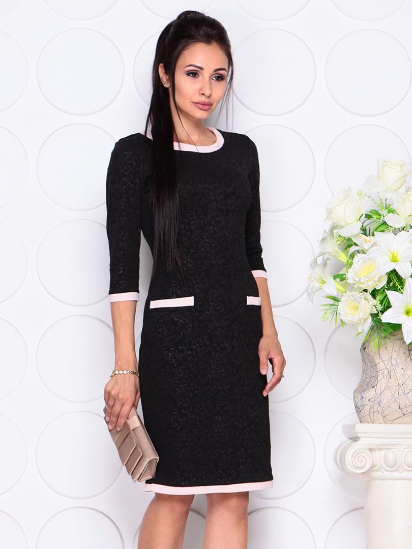 Платье черное   4364134   фото 3