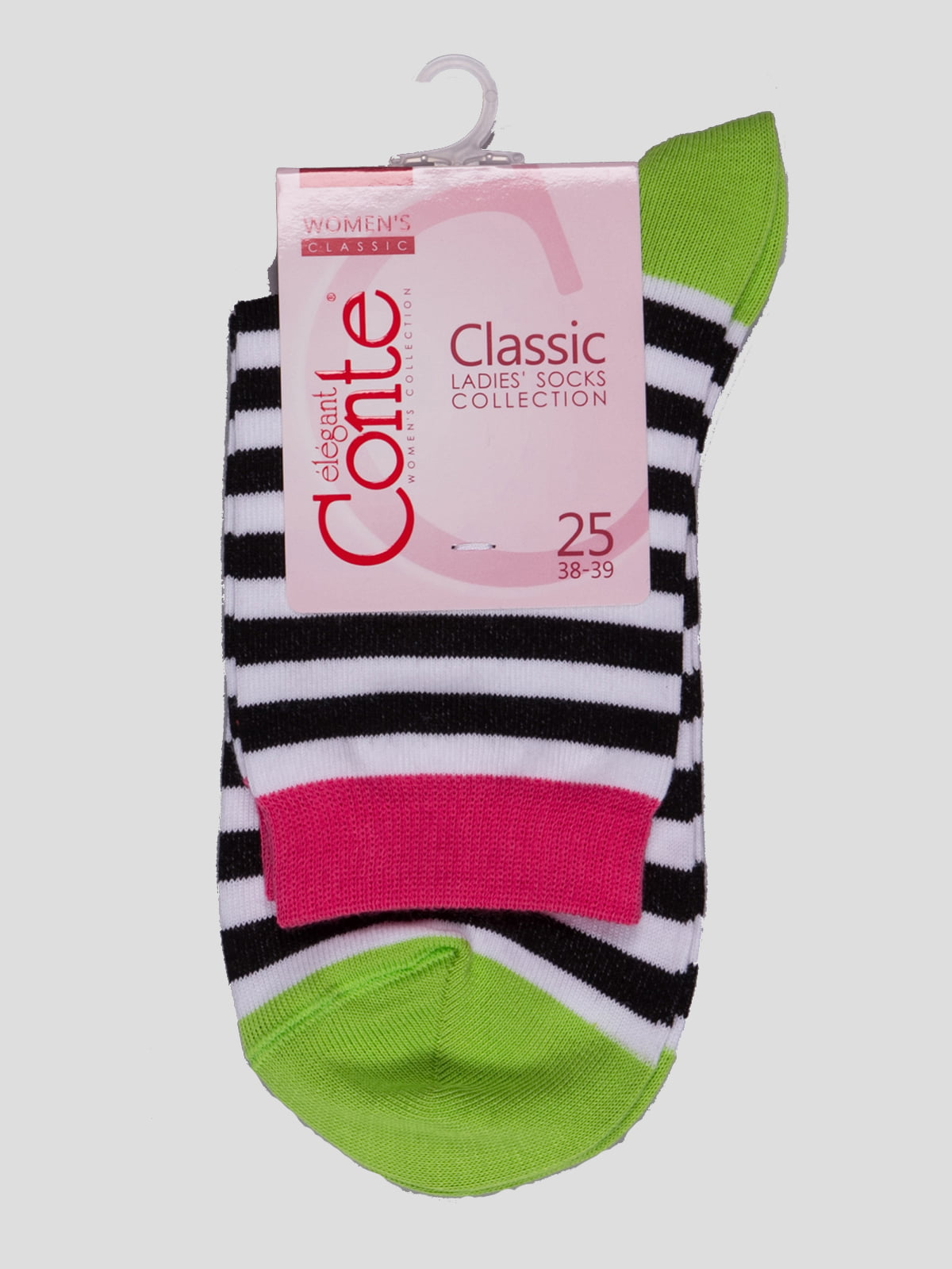 Шкарпетки в смужку | 4366464