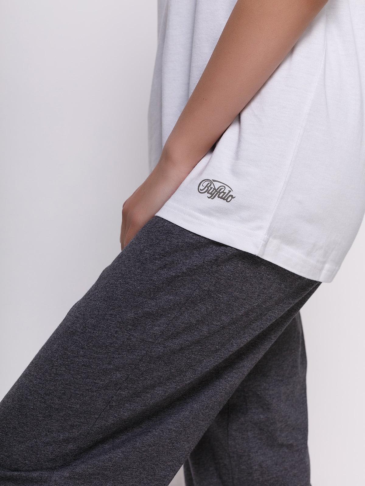 Пижама: футболка и штаны (2 шт.) | 4358937 | фото 6