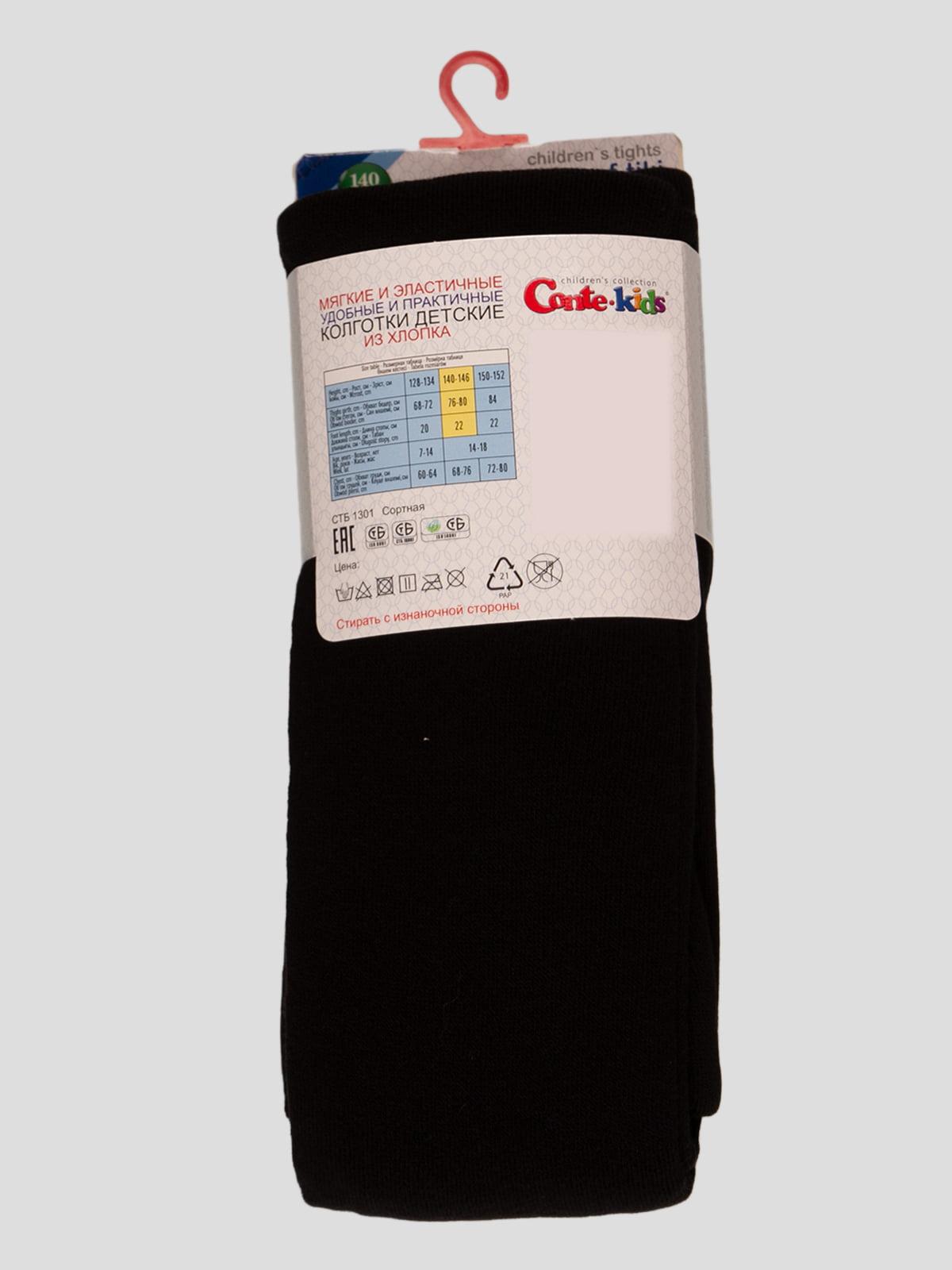 Колготки чорні | 3750181 | фото 2