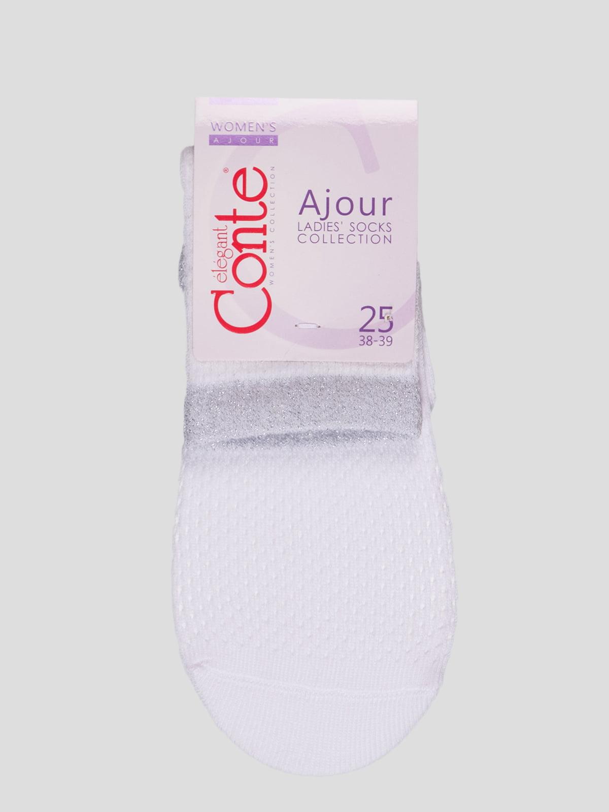 Шкарпетки білі | 4366458