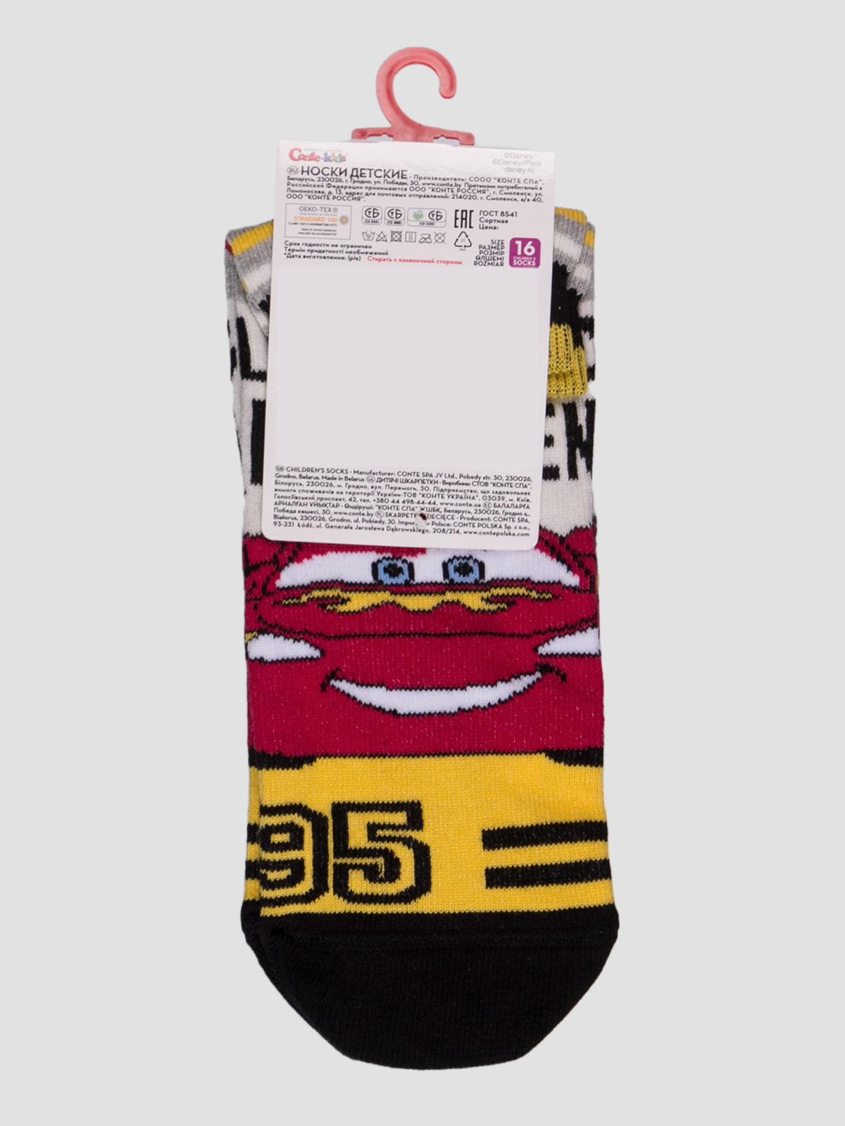 Шкарпетки в малюнок | 4366834 | фото 2