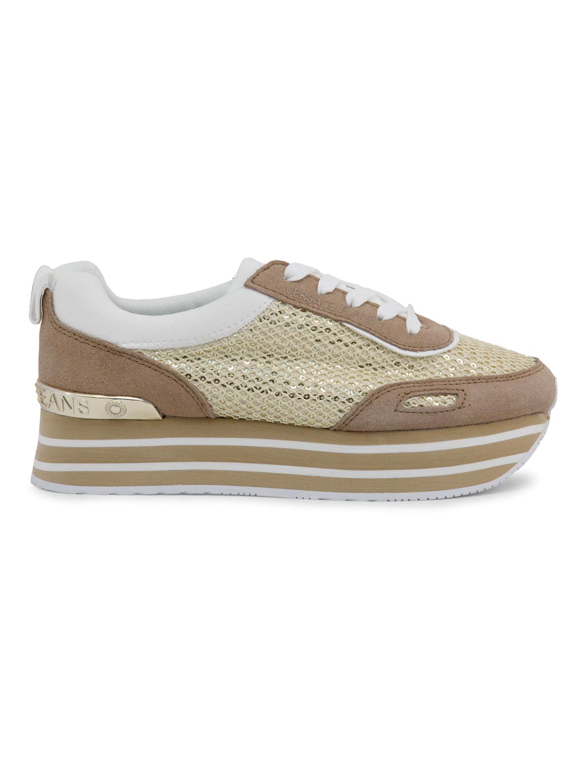 Кросівки золотисті | 4369505