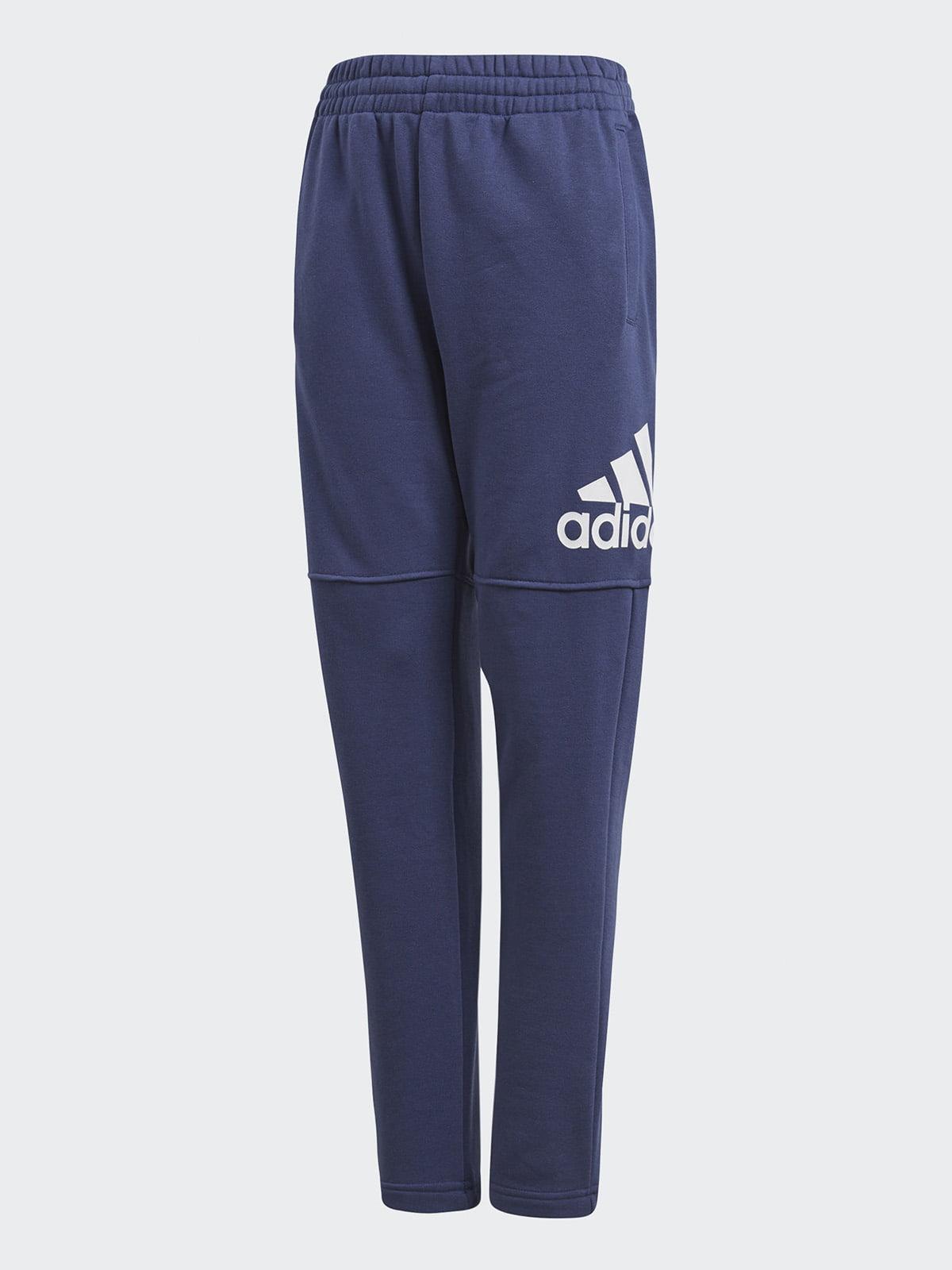 Штани спортивні сині — Adidas 815159fc2558a