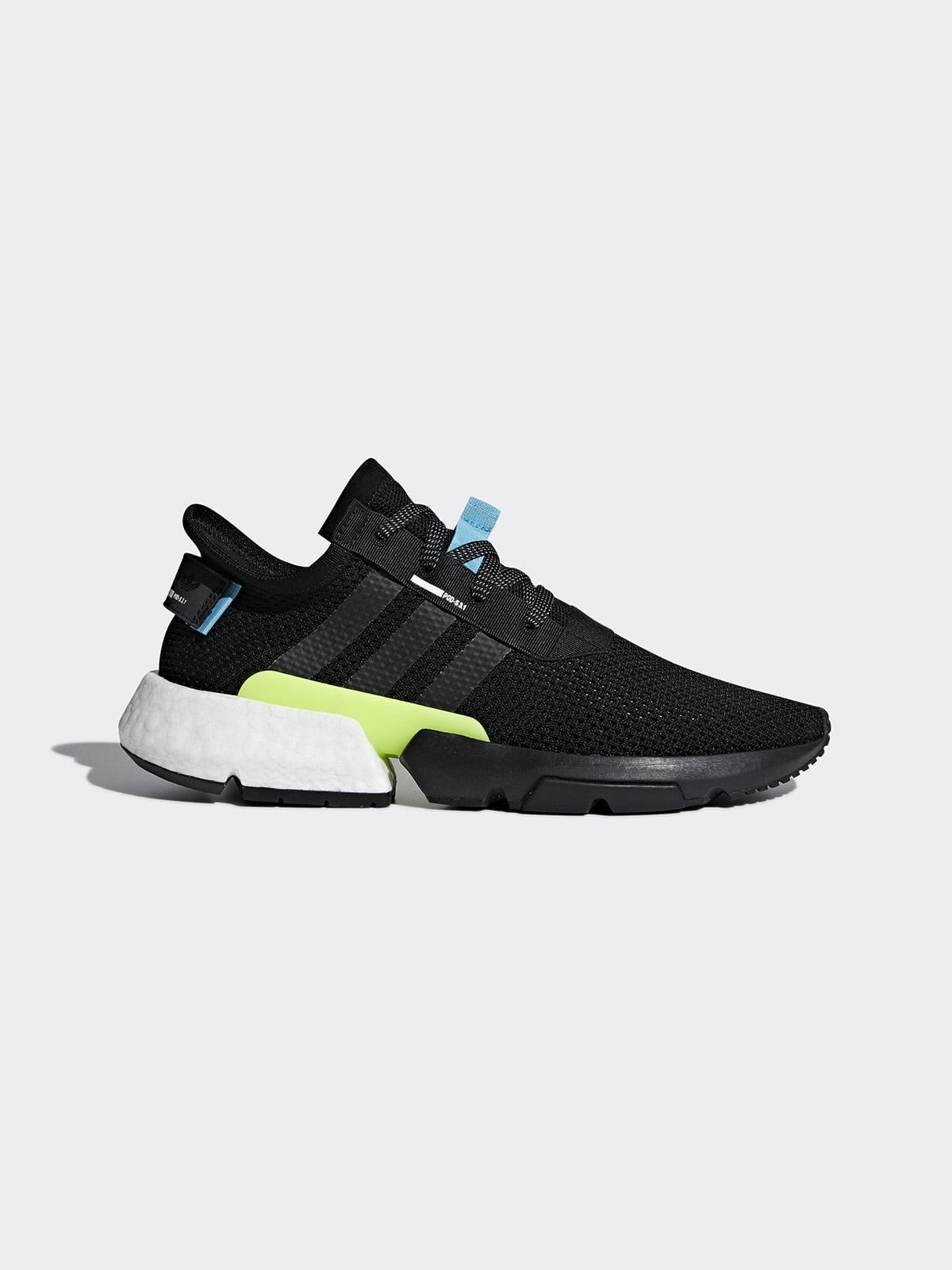 Кроссовки черные | 4373870
