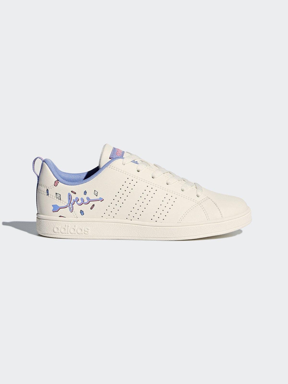 Кросівки білі з малюнком | 4376754