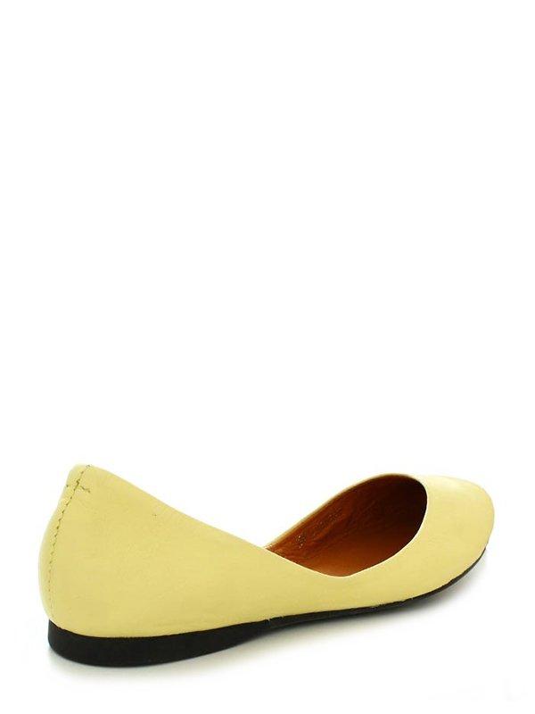 Балетки желтые | 4382214
