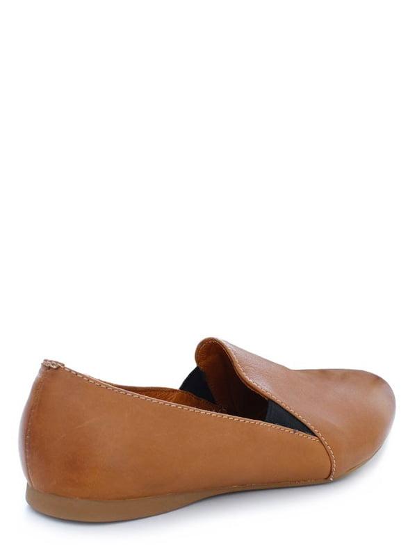 Туфли коричневые   4382231   фото 2