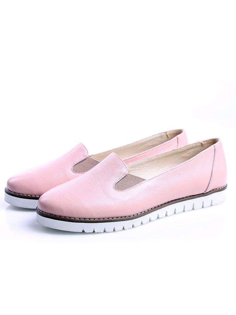 Туфли розовые | 4382270