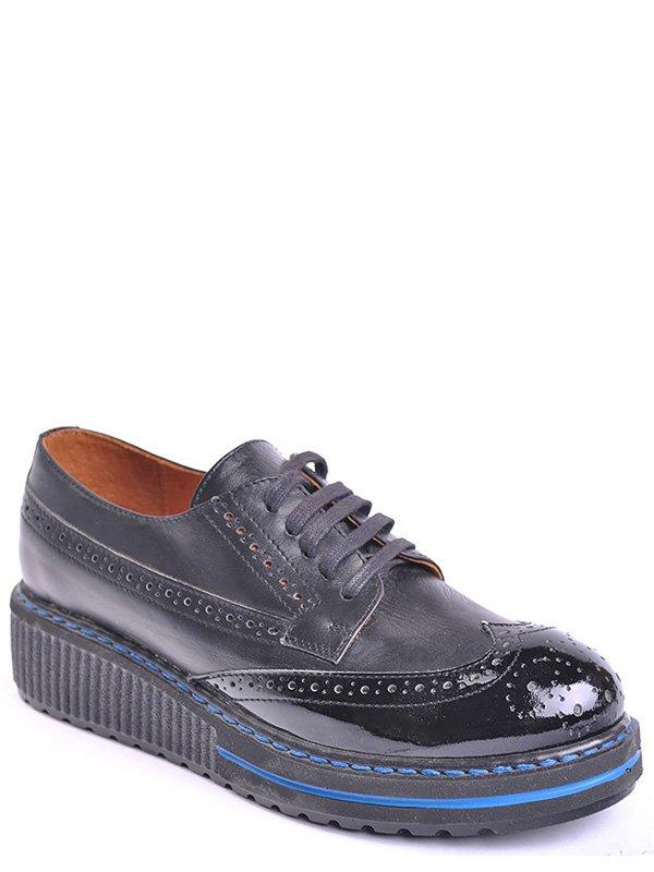 Туфли черные   4382276