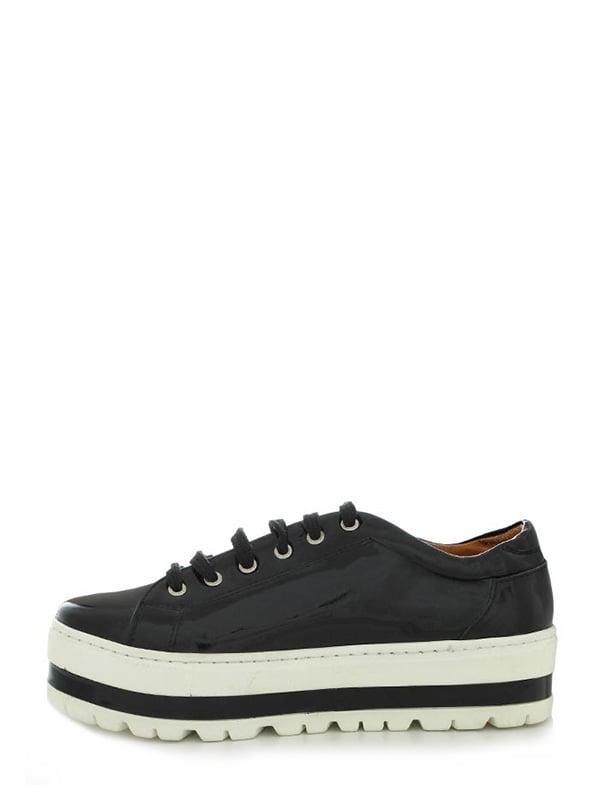 Туфли черные | 4382282 | фото 3