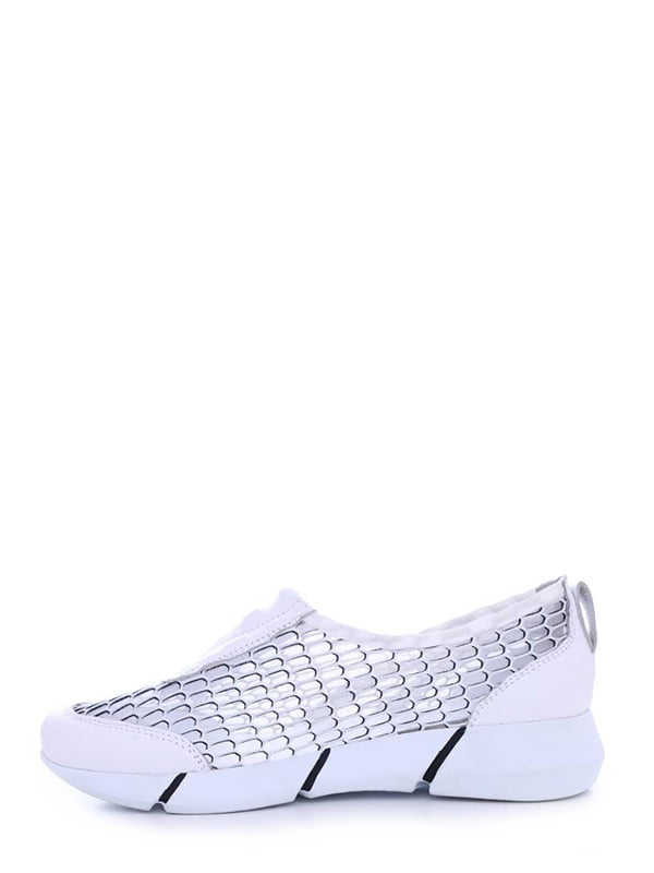 Кроссовки белые | 4382290 | фото 2
