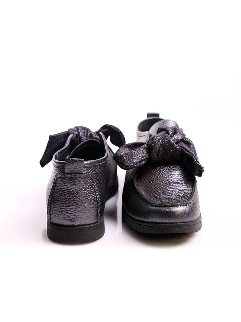Туфли серебристые | 4382329 | фото 3