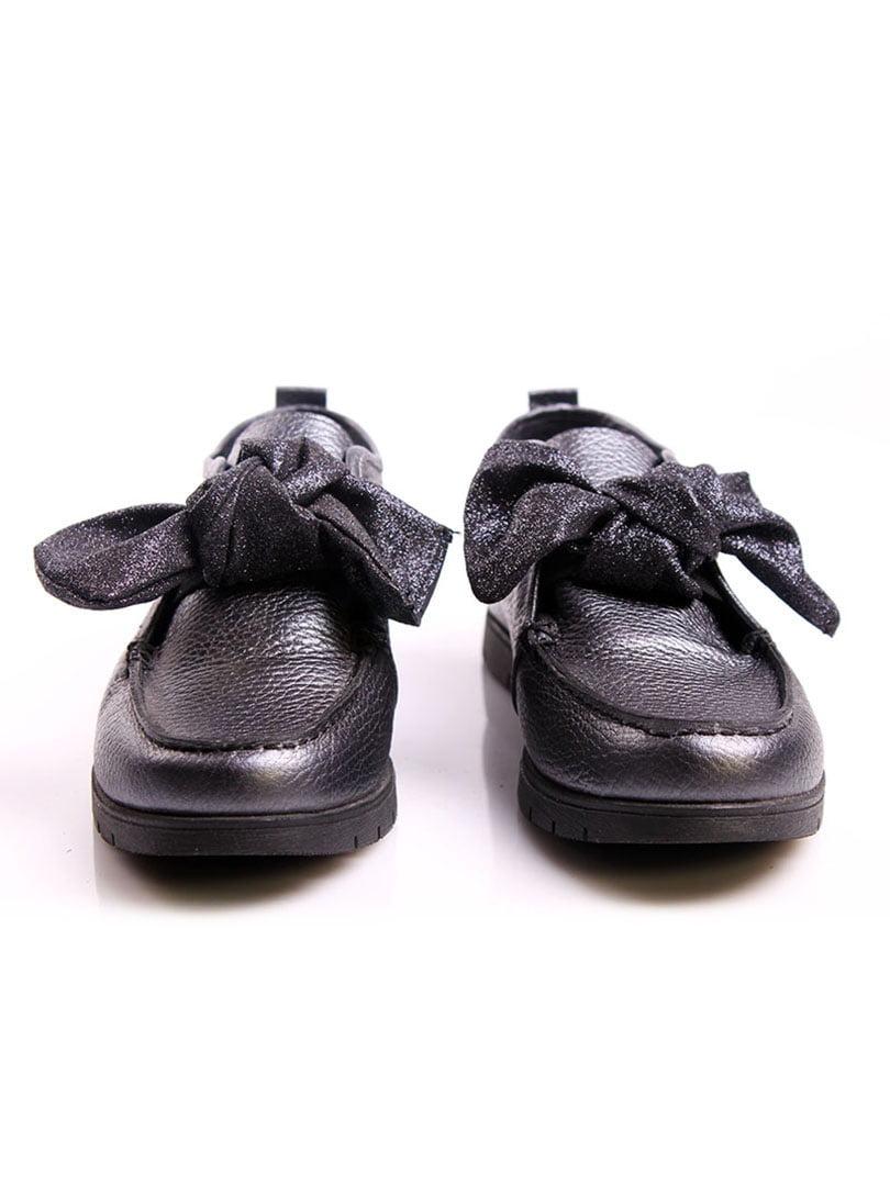 Туфли серебристые | 4382329 | фото 4