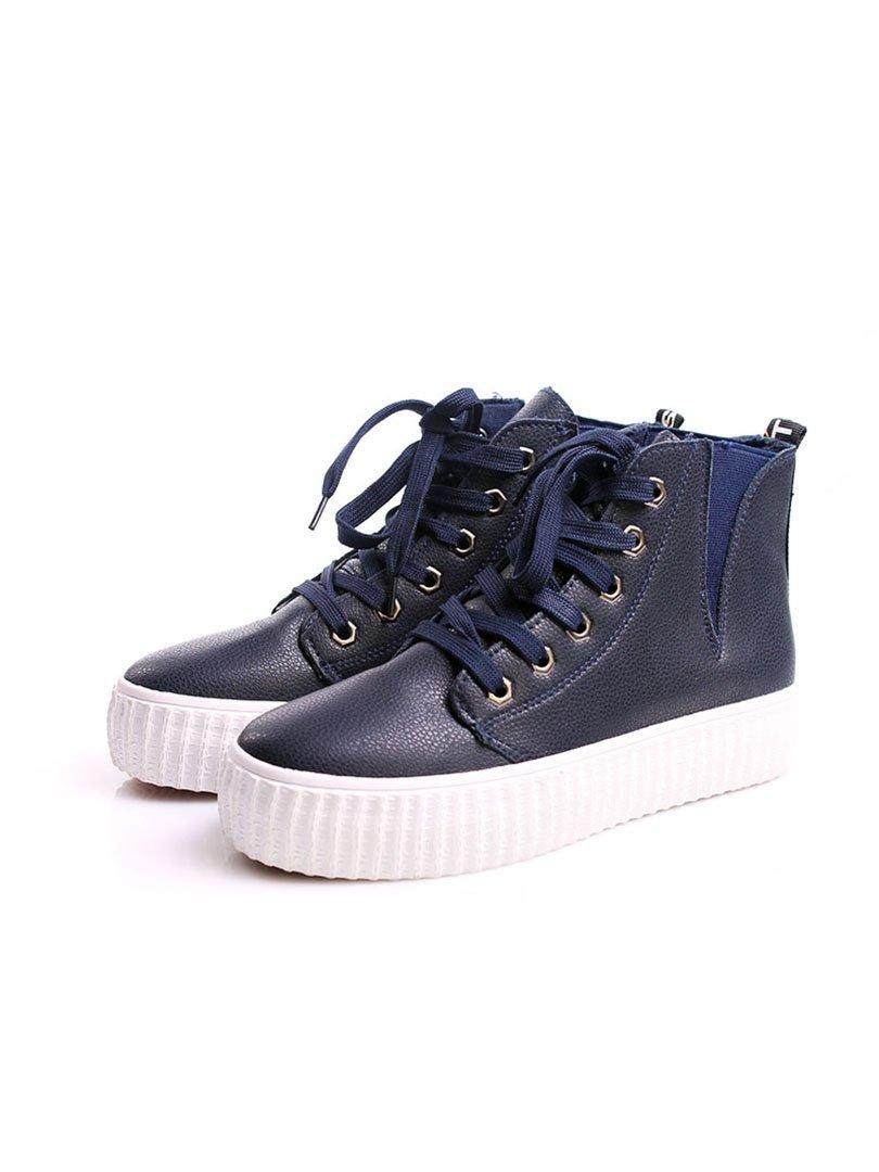 Кроссовки синие | 4382368