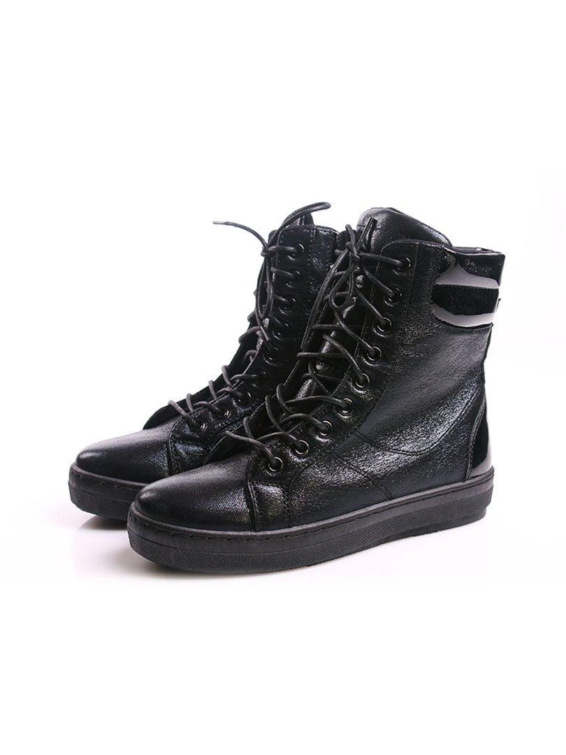 Ботинки черные | 4382373