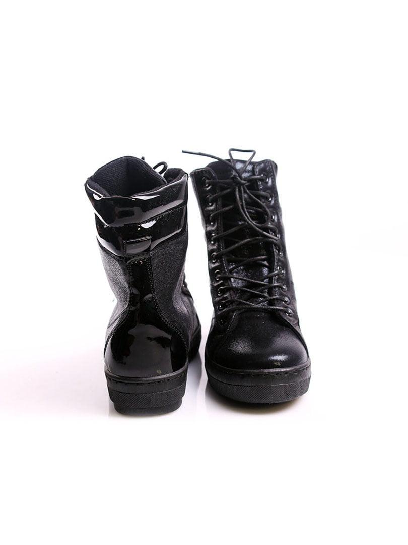 Ботинки черные | 4382373 | фото 3
